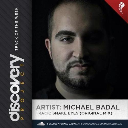Michael Badal - Snake Eyes (Original Mix) [FREE DOWNLOAD]