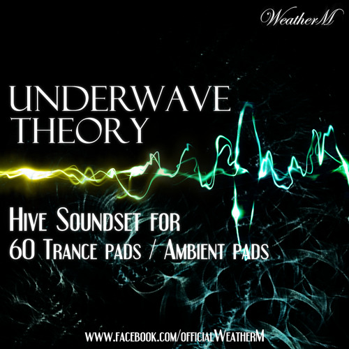 Underwave Theory Layered Pads