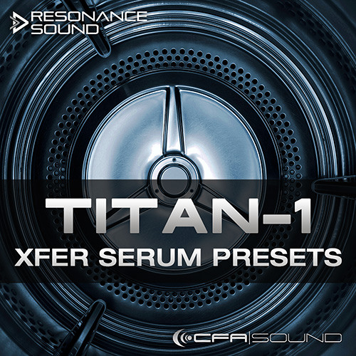 CFA-Sound TITAN - 1 Serum Presets