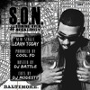 S.O.N. - Learn Today (Produced By Cool FD from France x Cuts By DJ Modesty from France)