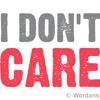 I Don T Care - Os Renegados