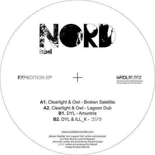 Clearlight & Owl - Broken Satellite [Nord Label] Out Now