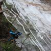 Rain On Thin Ice Floe Malax January 2015