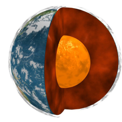 Could an 'Ocean' of Water Be Trapped Within the Earth?