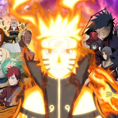 Jooker Lai Lai Lai Audio Theem Downlod: Naruto Shippuden Opening 16 (Full Version) By Gabriel N