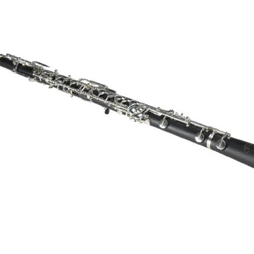 Czaplowski - Monologue for solo oboe (1997)