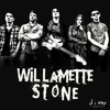 Never Coming Down By Willamette Stone