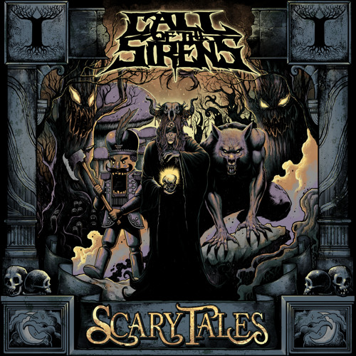 LOST IN NECROPHOBIA (ScaryTales 2015)