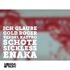 Ich Glaube - Gold Roger, Veedel Kaztro, Schote & Sickless (prod. v. Enaka) (splash! Mag Exklusiv)