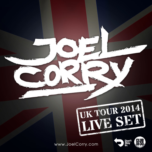 Joel Corry UK Tour 2014 Live Set