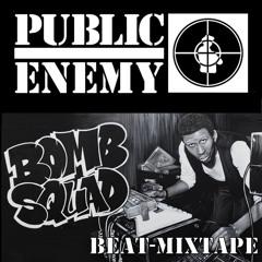 Bomb Squad / Public Enemy - Instrumental Mixtape