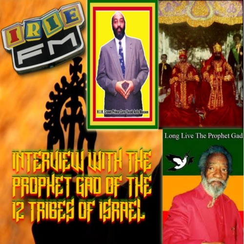 Irie FM Interview with Dr. Vernon Carrington The Prophet Gad Of The 12 Tribes Of Israel