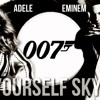 Adele Vs Eminem - Lose Yourself Ft. Skyfall (Mashup)