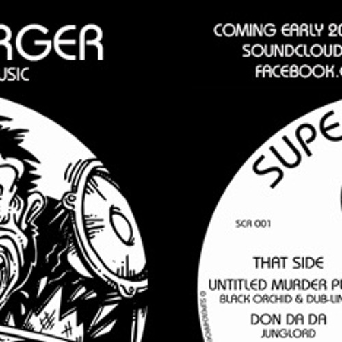 """Junglord - Don Da Da (OUT NOW 12"""" Vinyl on Supercharger Sounds)"""