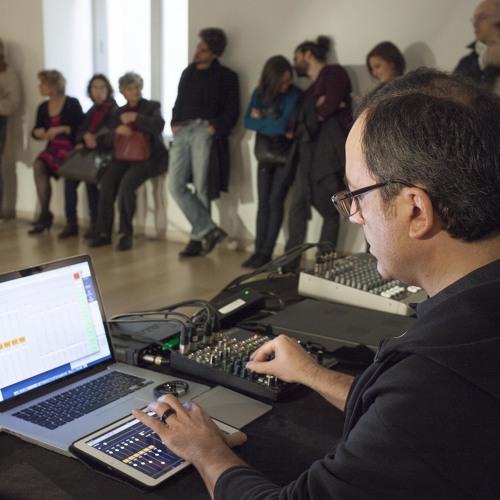 (BTF - 4), for Sax, larsen-tones and live-electronics. Daniele Schirone: Tenor Sax.