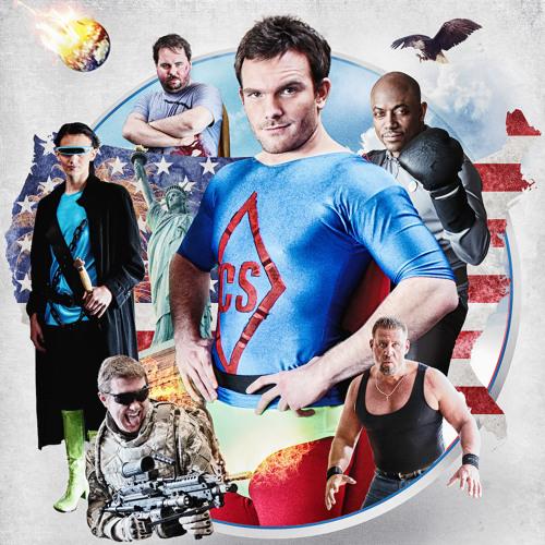 American Rescue Squad (2014) - Original Motion Picture Soundtrack