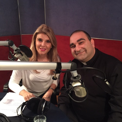 Interview with Father Nassim Kastoun with Miss Dalia Dagher