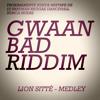 LION SITTÉ - MEDLEY Feat VYBZ KARTEL - REMIX - GWAAN BAD  RIDDIM