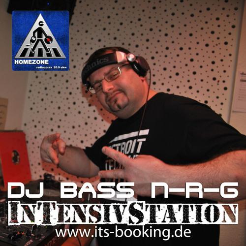 DJ Bass N-R-G @ Homezone Radio Corax 03.01.2015