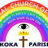 CCC AKOKA PARISH CHOIR 2014 HARVEST ANTHEM AND SINGSONGS