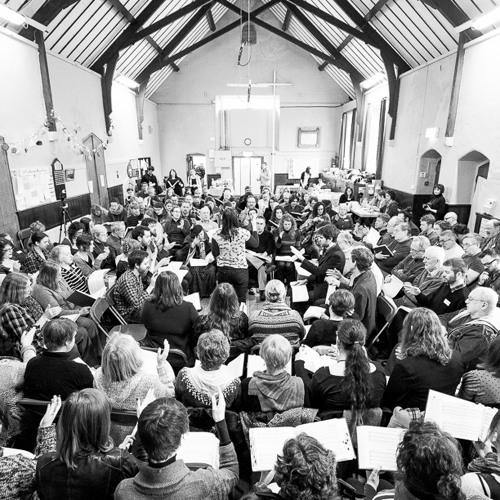 Cork's Sacred Harp: Radio Documentary