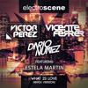 Dario Nuñez, Victor Perez & Vicente Ferrer Feat Estela Martin - What Is Love Portada del disco