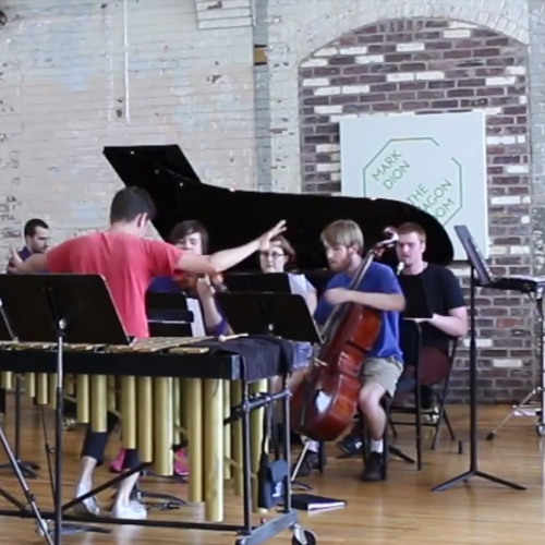 Octet - Performed by Bang on a Can Fellows Summer 2014