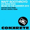 Maff Boothroyd feat. Debbie Sharp - Music Is The Answer 2015 (Dancing Divaz Remix)
