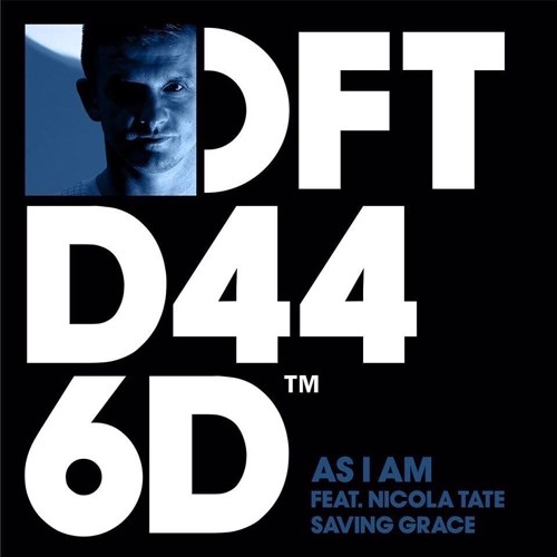 AS I AM - SAVING GRACE (Defected Records)