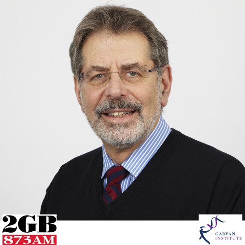 Talking Bones With Prof John Eisman on 2GB Radio