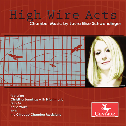 High Wire Act Mvt. 5 by Laura Elise Schwendinger