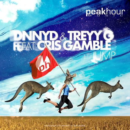 Treyy G Feat. Cris Gamble - Jump (Dirty Palm Remix)