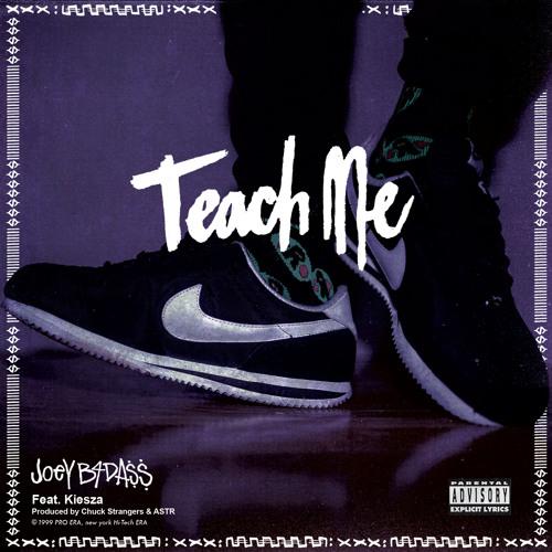 """Joey Bada$$ - """"Teach Me"""" ft. Kiesza (Prod. by Chuck Strangers & ASTR)"""