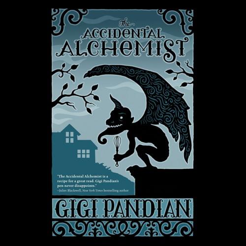 The Accidental Alchemist by Gigi Pandian, Narrated by Julia Motyka