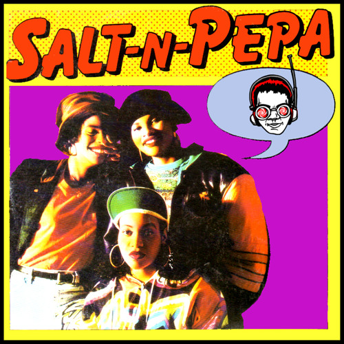 Salt-N-Pepa - Push It (DNF & Vnalogic Remix)