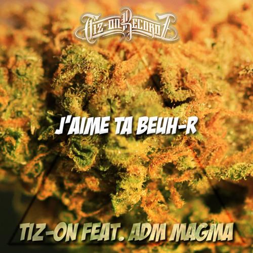 Tiz-on Recordz - J'aime Ta Beuh-R Feat ADM Magma (Unreleased))
