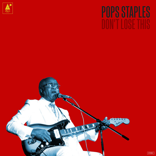 Pops Staples - Somebody Was Watching