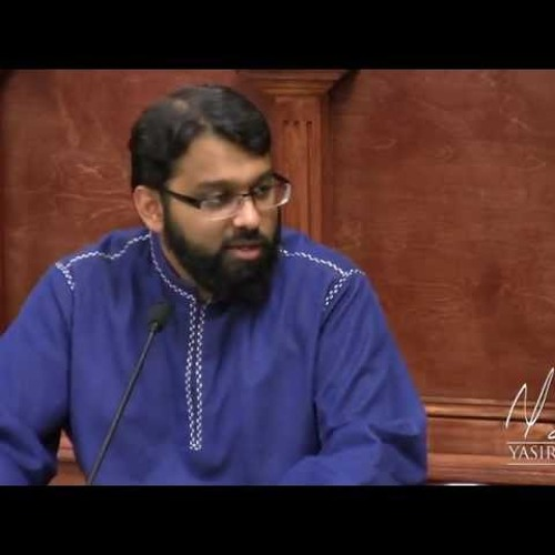 Seerah 99 - Verse Of Sword & Hajj Of Abu Bakr ~ Dr. Yasir Qadhi 10th Dec 2014 - SqHeDNhB2Ss