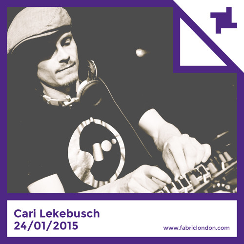 Cari Lekebusch - fabric Promo Mix (Jan 2015)