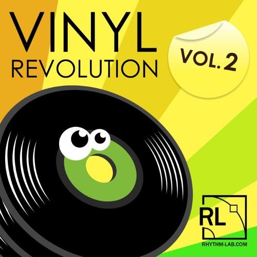 Vinyl Revolution Vol.2 Sample Pack Demo