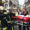 France, 12 people killed in an attack by gunmen on the office of a weekly magazine in Paris.