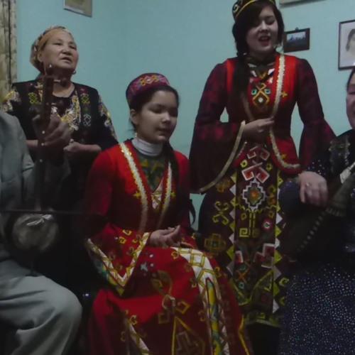 Ayimkhan Shamuratova Ensemble