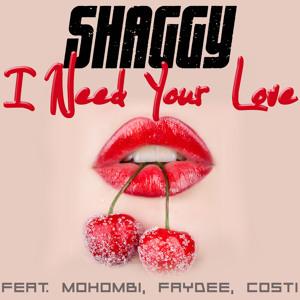 I Need Your Love - Shaggy feat. Faydee, Mohombi & Costi