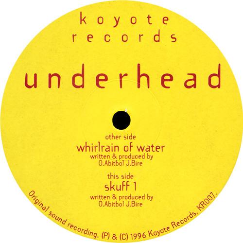 UNDERHEAD - Whirlrain Of Water (1997) - MASTER 2017 - COYOTE, UK