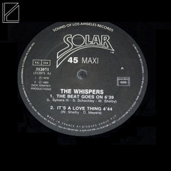 The Whispers - And The Beat Goes On (LPO Remix)
