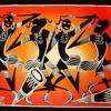 Marimba the goddess of music