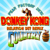 Donkey Kong Country (SNES) - Fear Factory 2K15 (RELATION SCT REMIX)