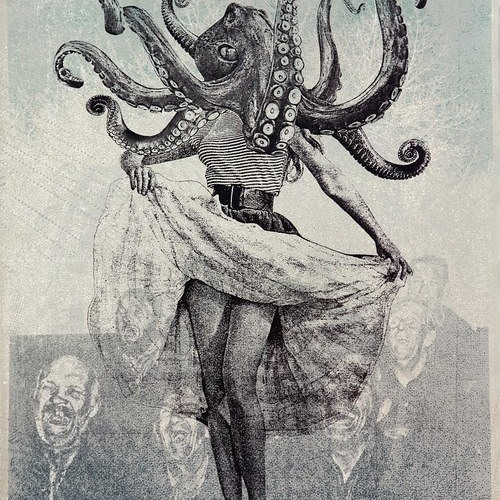 College of Aetheric Sciences: Octopus Visualization 1