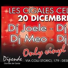 DJ JOELE Les Cigales Celebration 35° anniversary 20-12-14 MAZOOM Live mix Viniyl dj set