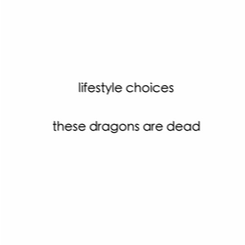 these dragons are dead